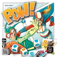 Pow! - The Game of Heroes & Villains