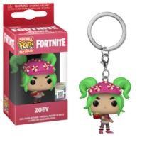 Fortnite - Zoey Pop! Keychain
