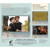 Outlander 2020 Boxed Calendar by Starz