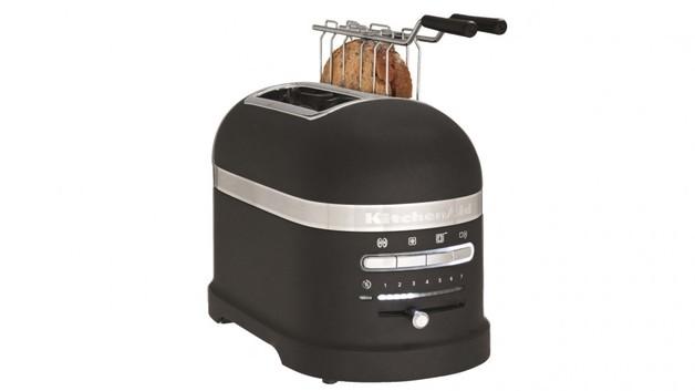 KitchenAid: Proline 2 Slice Toaster - Cast Iron Black