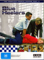 Blue Heelers - Season 4 Part 2 (5 Disc) on DVD