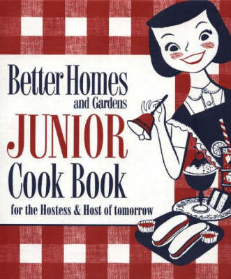 Junior Cook Book image