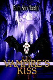 The Vampire's Kiss by Ruth Ann Nordin image