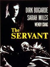 Servant,the on DVD