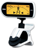 Korg AW2G Clip-On Guitar Tuner (White)