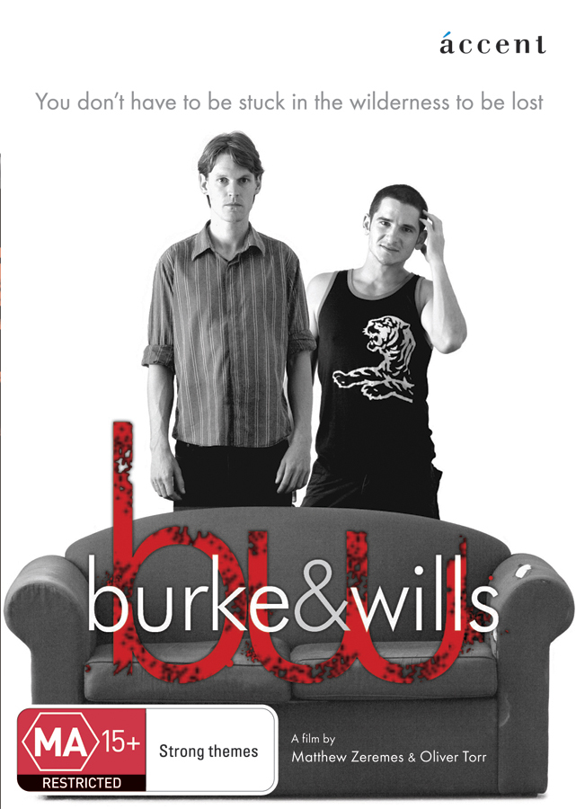 Burke and Wills on DVD image
