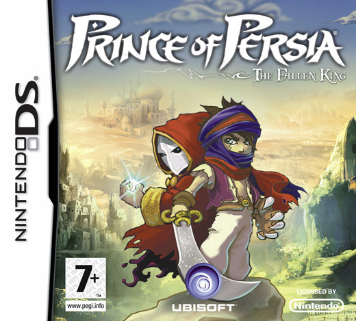 Prince of Persia: The Fallen King for DS