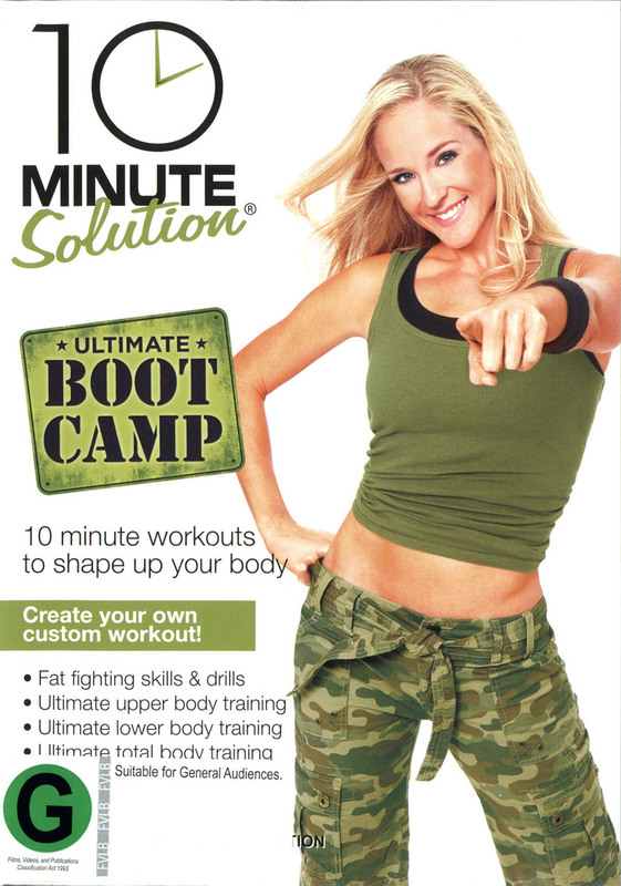 10 Minute Solution: Ultimate Bootcamp on DVD