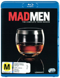 Mad Men - The Complete 3rd Season on Blu-ray
