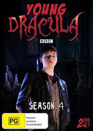 Young Dracula - Season 4 on DVD