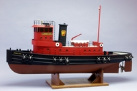 "The New Jersey City (ABS Hull) 36"" Model Kit"