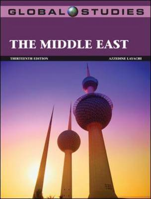 Global Studies: The Middle East by Azzedine Layachi image