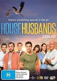 House Husbands - The Complete Fourth Season on DVD