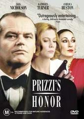 Prizzi's Honor on DVD