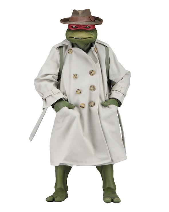 Teenage Mutant Ninja Turtles: Raphael (1990 Movie) - 1:4 Scale Action Figure image