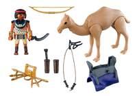 Playmobil: History - Egyptian Warrior with Camel