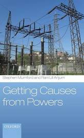 Getting Causes from Powers by Stephen Mumford