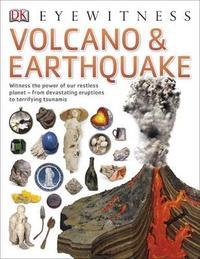 Volcano & Earthquake by DK