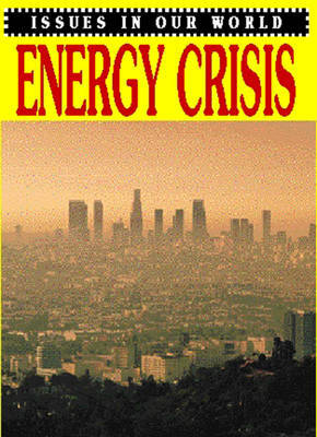 Issues In Our World: Energy Crisis by Ewan McLeish image