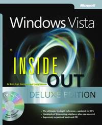 Windows Vista Inside Out by Carl Siechert image