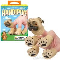 Handi-Pug Finger Puppets