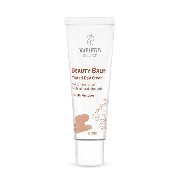 Weleda: Beauty Balm Tinted Day Cream - Nude (30ml)