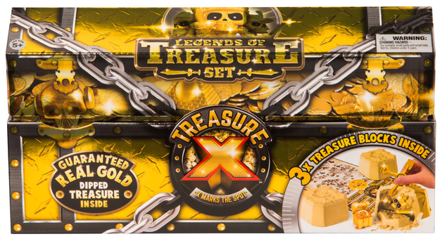 f5219240bd44 Treasure X - Collectable Figure 3-Pack