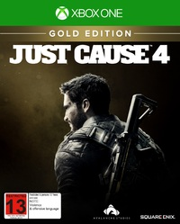 Just Cause 4 Gold Edition for Xbox One