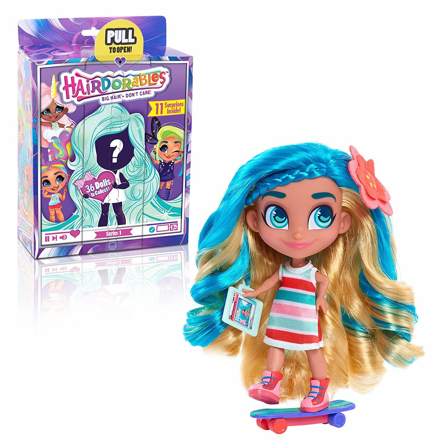Hairdorables: Collectable Surprise Doll - Series 1 (Blind Box) image