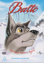 Balto on DVD
