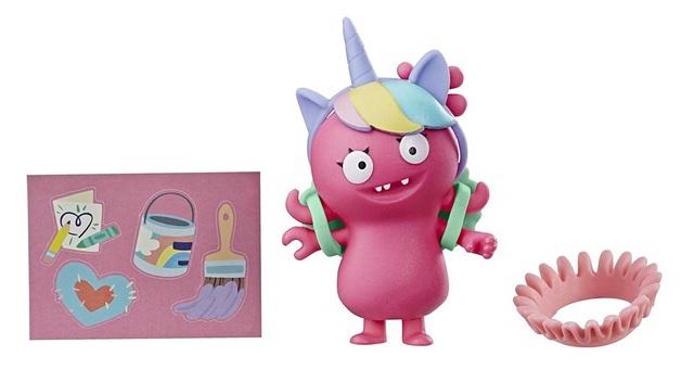 Ugly Dolls: Surprise Disguise Figure - Fancy Fairy Moxy