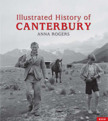 Illustrated History of Canterbury by Anna Rogers image