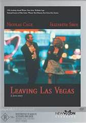 Leaving Las Vegas on DVD