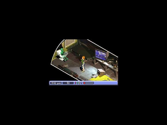 The Sims 2 for GBA image