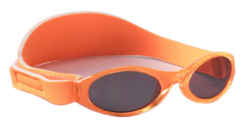 Adventure Kidz Banz Sunglasses (Orange)