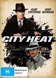 City Heat on DVD image
