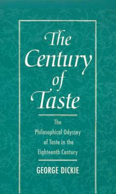 The Century of Taste by George Dickie image