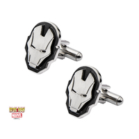 Marvel: Iron Man Logo Men's Cufflinks