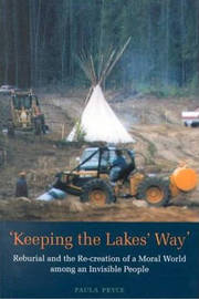 Keeping the Lakes' Way by Paula Pryce