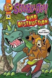 Scooby-Doo Comic Storybook #4: Dino Destruction by Lee Howard