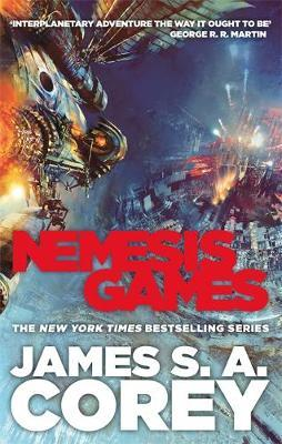 Nemesis Games by James S A Corey