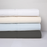 Bambury Queen Sonar Coolsheet Sheet Set (Cream)