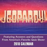 Jeopardy! 2018 Day-To-Day Calendar by Sony