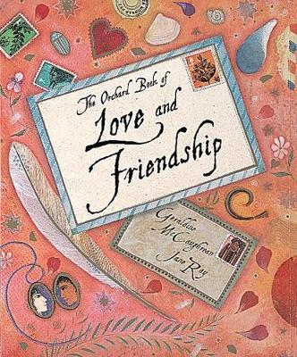 The Orchard Book of Love and Friendship Stories by Geraldine McCaughrean image