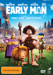 Early Man on DVD