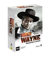 John Wayne Collector's Edition on DVD