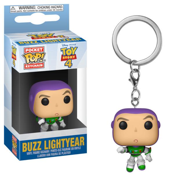 Toy Story 4 - Buzz Pop! Keychain