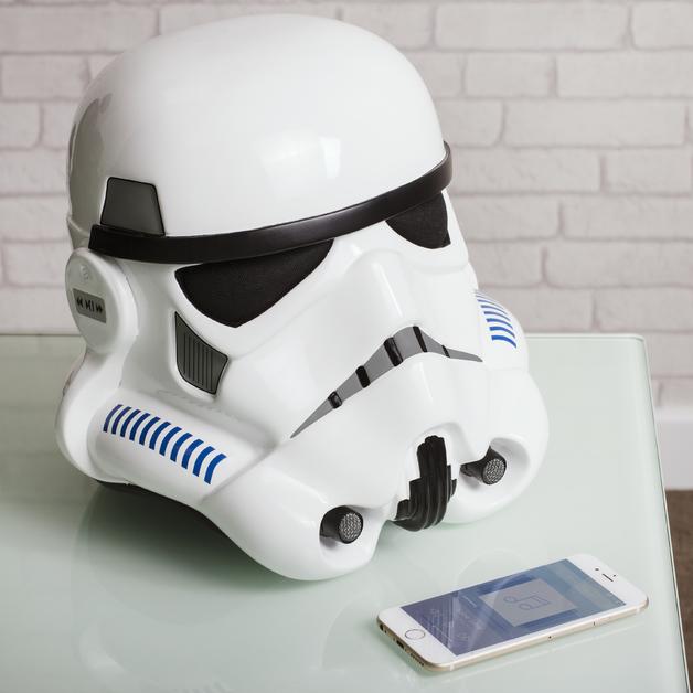Star Wars: Stormtrooper Large Bluetooth Speaker