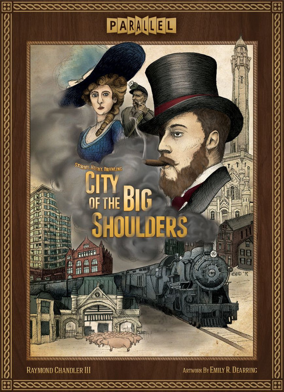 City of the Big Shoulders - Management Game