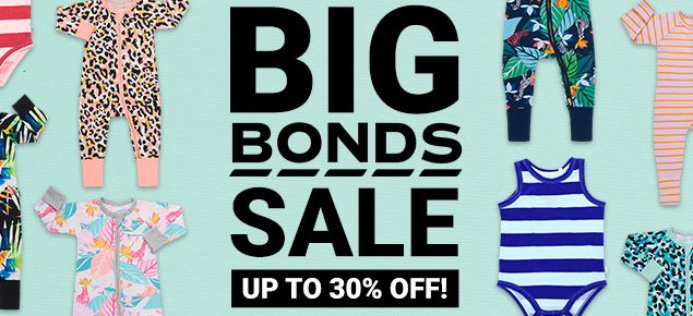 Bonds Sale - Up to 30% Off!